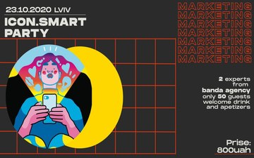Buy tickets to ICON. Smart Party: