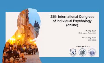 Купить билеты на 28th International Congress of Individual Psychology (Online):
