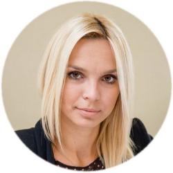 Оксана Куманська-Нор, заступник начальника з питань державної реєстрації – начальник Управління держ