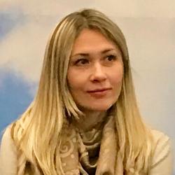 Елена Дудкина