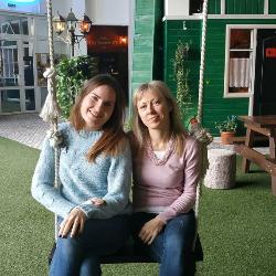 Білан Анна-Марія і Юзьків Тетяна