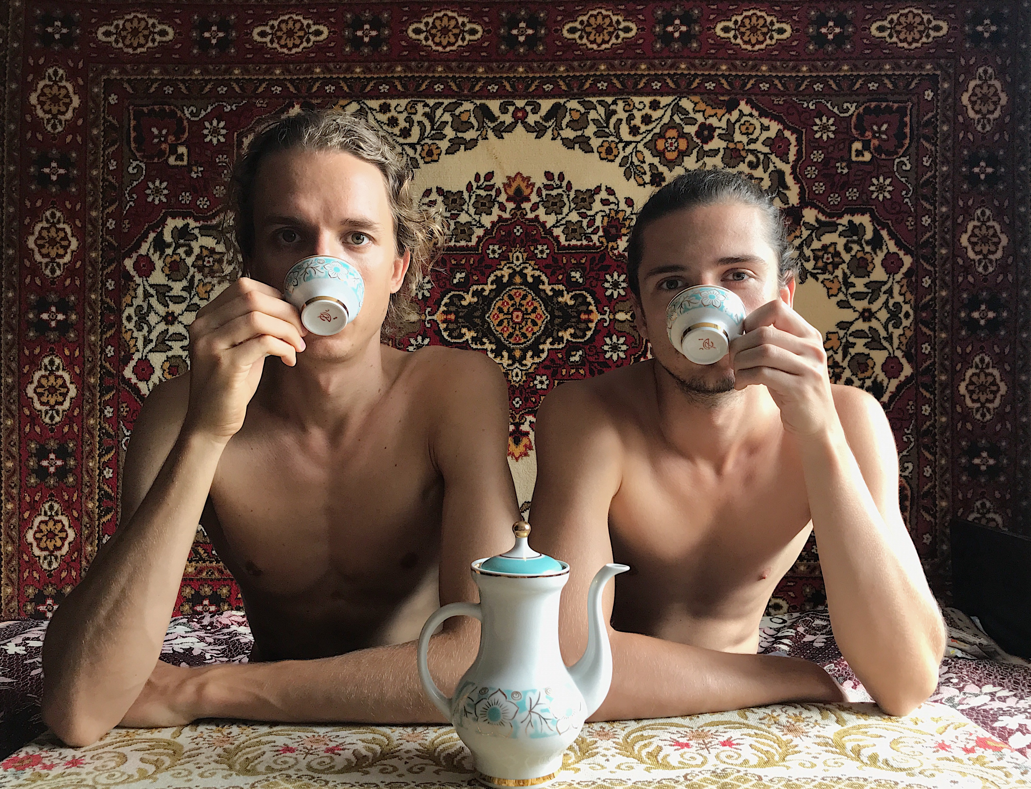 Андрущенко Євгеній і Безлюдний Андрій