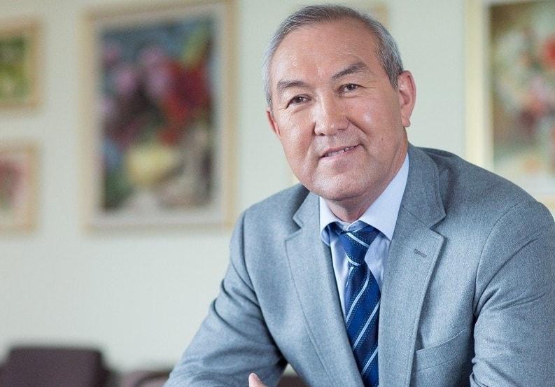 Ауельбек Токжанов