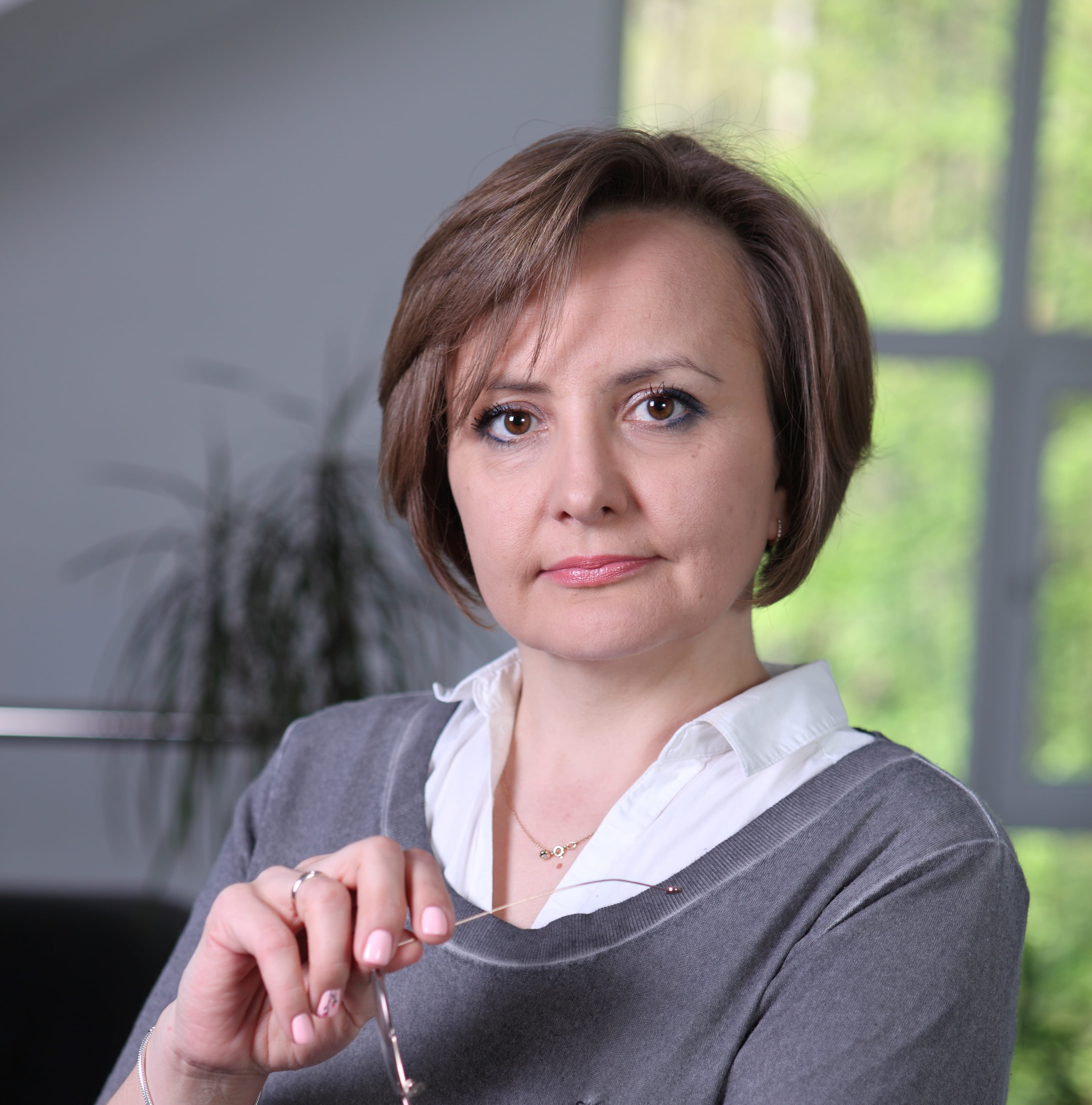 Алевтина Кудінова