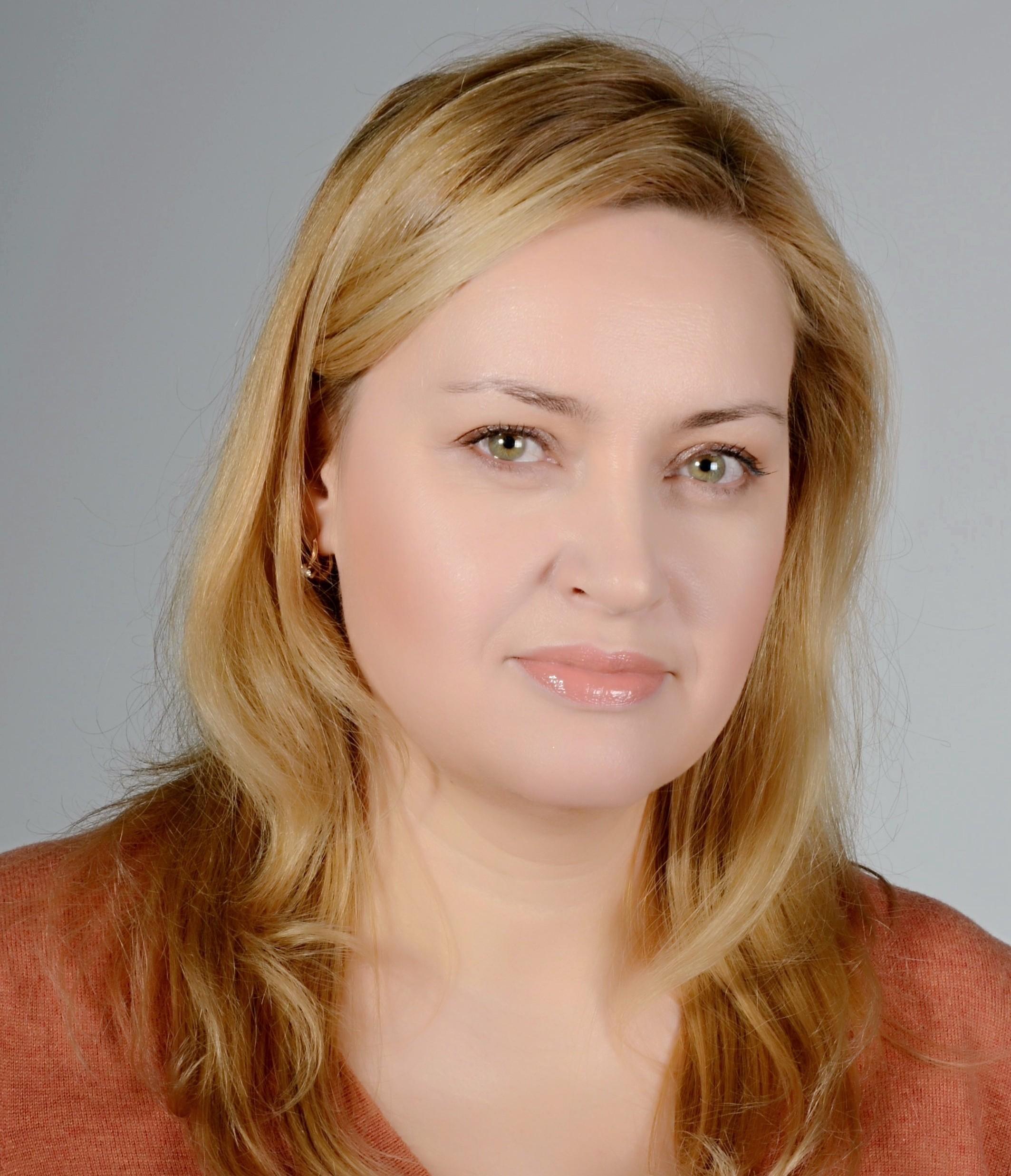 Наталія Подгорна