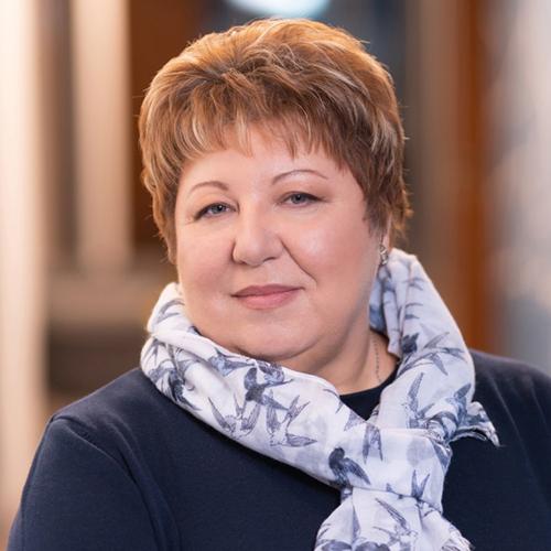 Оксана Олійник